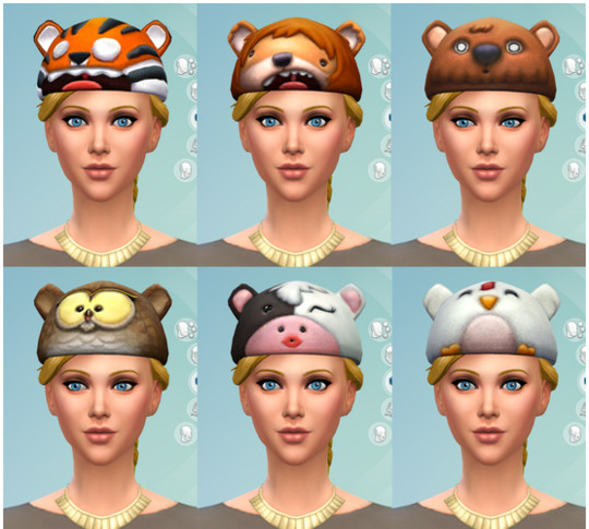 TS4 Pre-Order Bonus Content: Accessories-Clothes-MakeUp