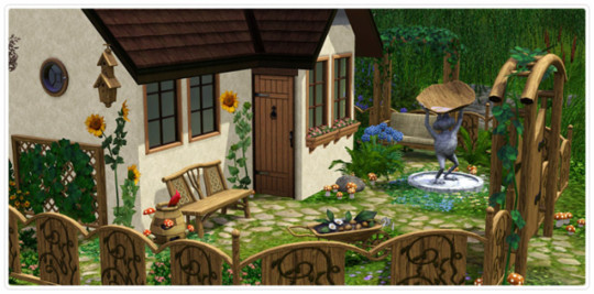 Faire Folk Outdoors (unlocked-request)
