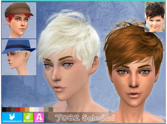 Newsea J082 Soledad F